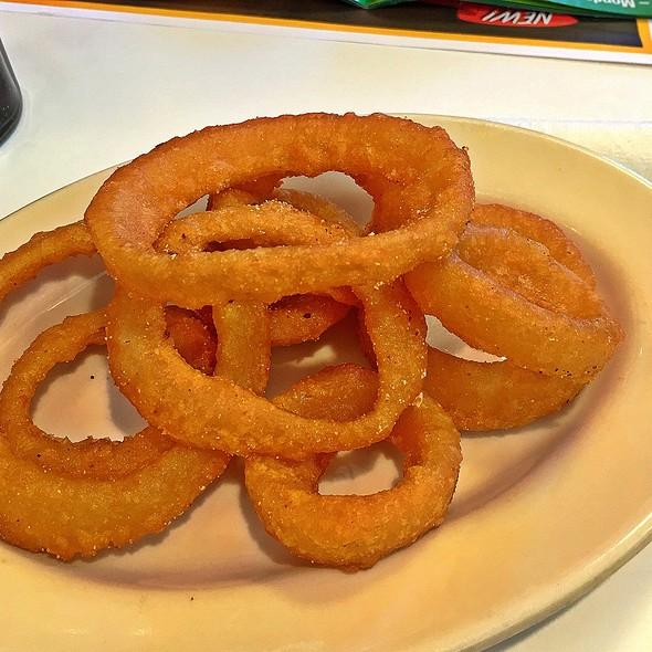 Onion Rings @ Steak And Shake