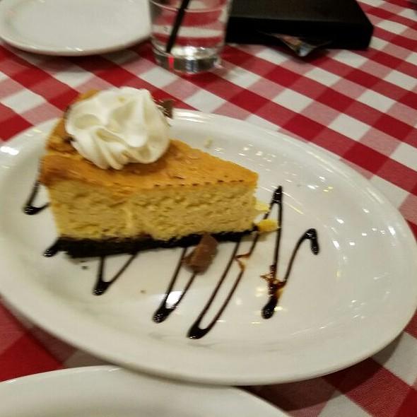 Butterscotch Toffee Cheesecake @ Grimaldi's Pizzaria