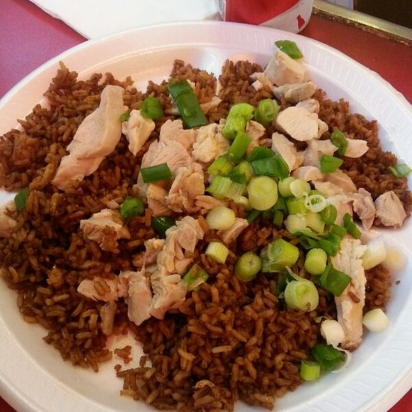 Fried Rice @ China Cafe At Grand Central Market