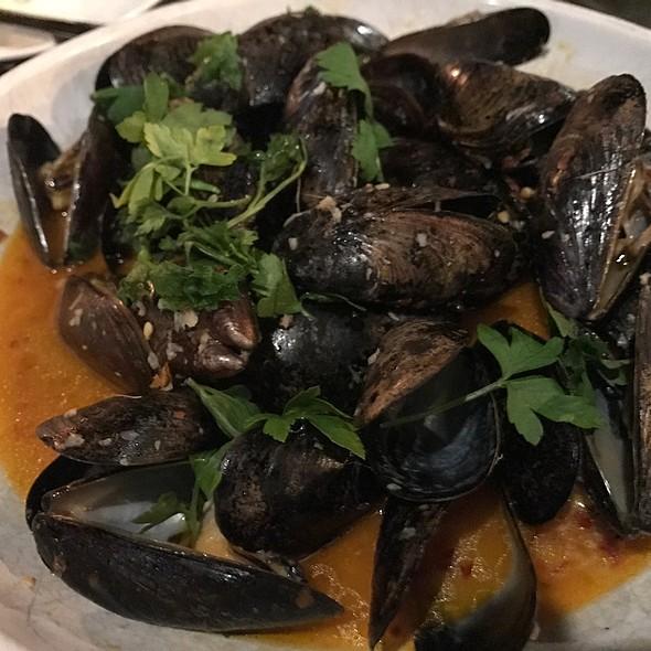 Mussles @ Atlantic's Edge Restaurant