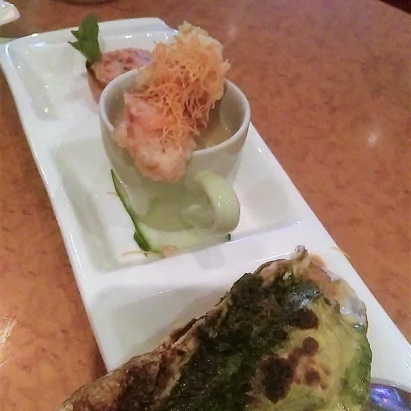 Akasaka's Lobster Dinner @ Akasaka Japanese Restaurant