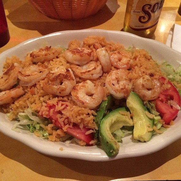 Shrimp Gordo @ El Maguey