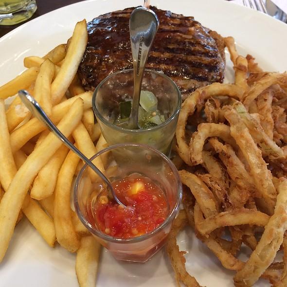 Texasburger @ America