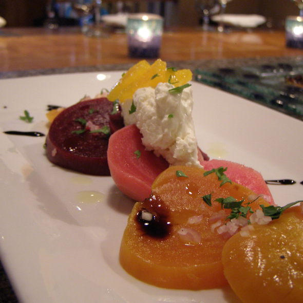 Roasted Lancaster Heirloom Beets - Avalon Restaurant - West Chester, West Chester, PA