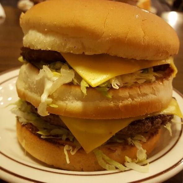 Super Big Boy @ Frisch's Big Boy Restaurant