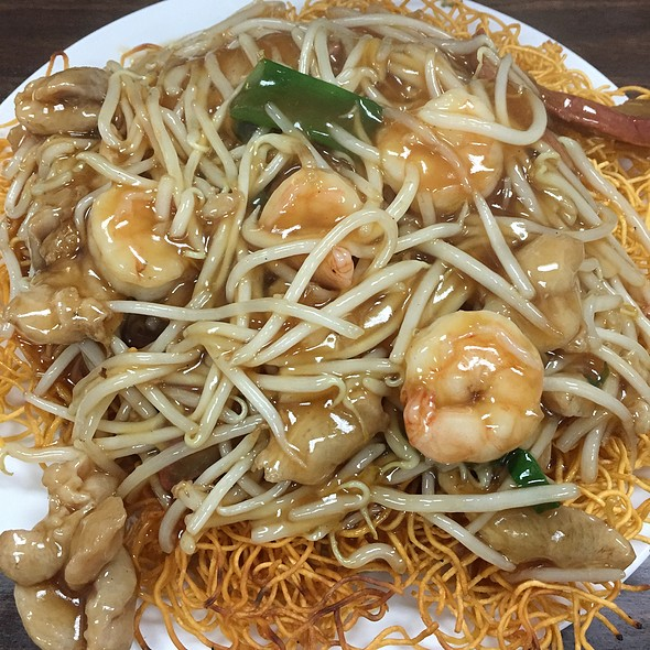 House Pan Fried Noodles