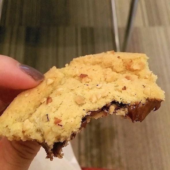 Nutella Cookie @ Tim Hortons