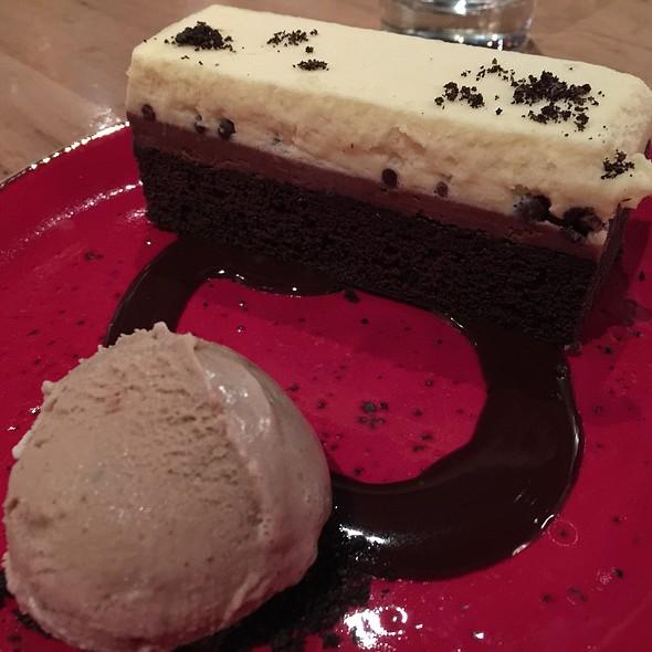 Triple Chocolate Torte @ Dos Caminos Park