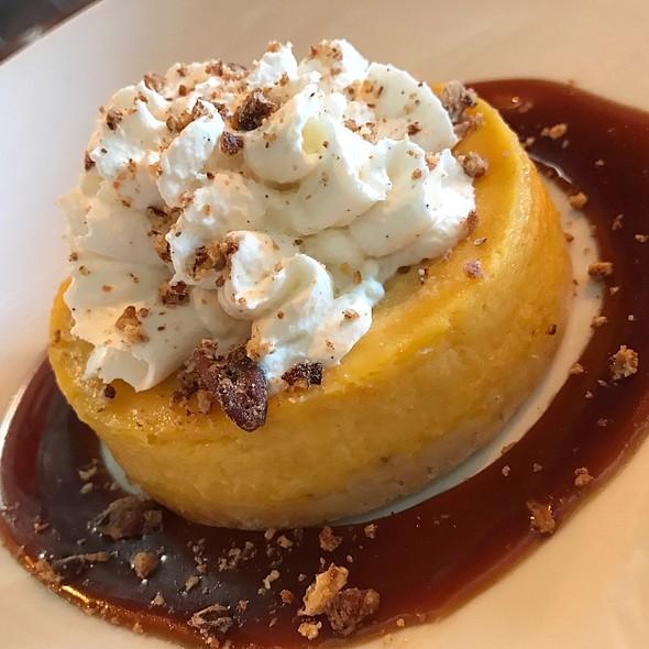 Pumpkin Custard @ Southern Goods