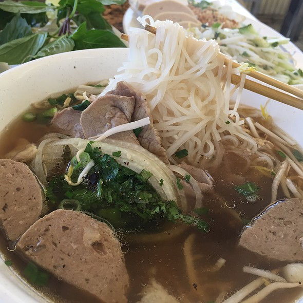 Pho Tai Bo Vien @ Don Cafe