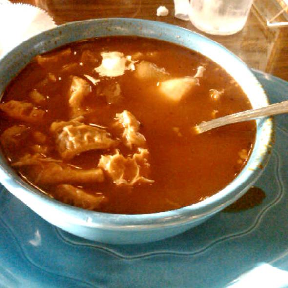 Menudo @ Casita Tejas Mexican Restaurant