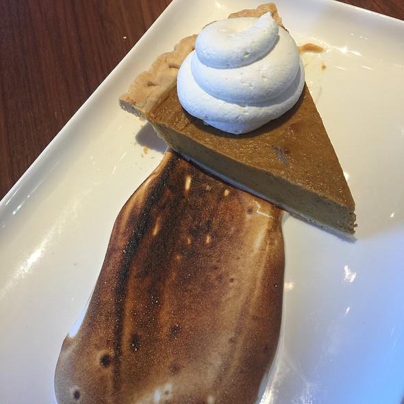 Pumpkin Pie With Marshmellow @ Eleve @ The Grand Bohemian