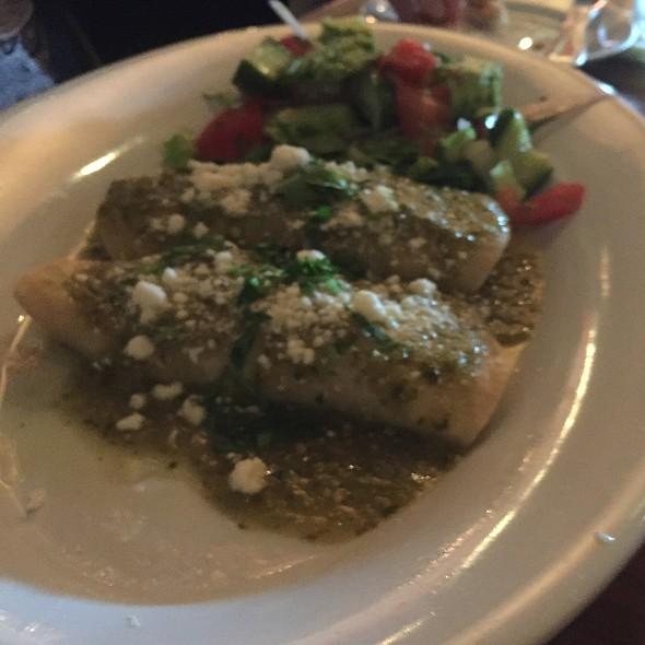 Chili Verde @ Paul Martin's American Grill