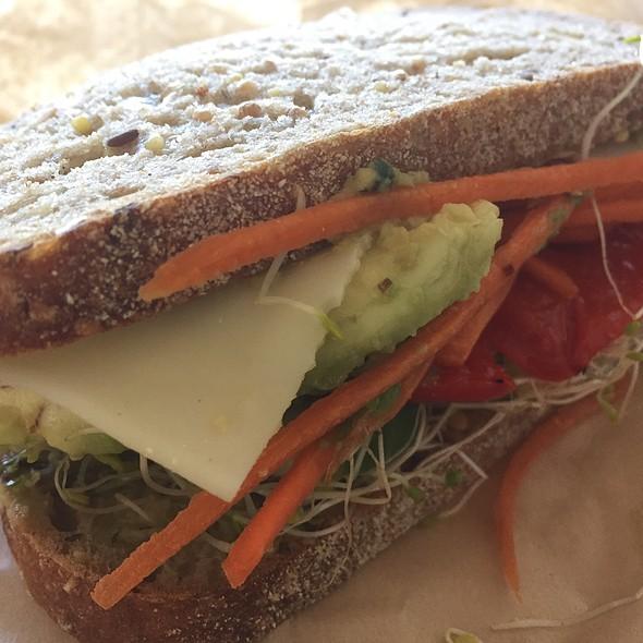 Veggie Sandwich @ Stone Creek Kitchen