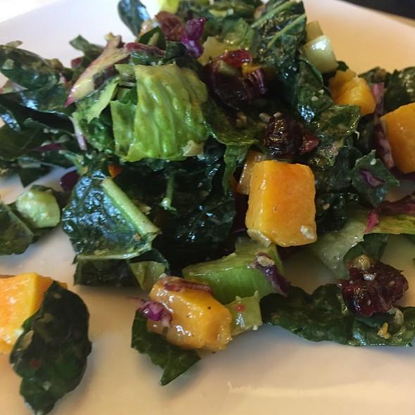 Autumn Kale Salad @ Stone Creek Kitchen