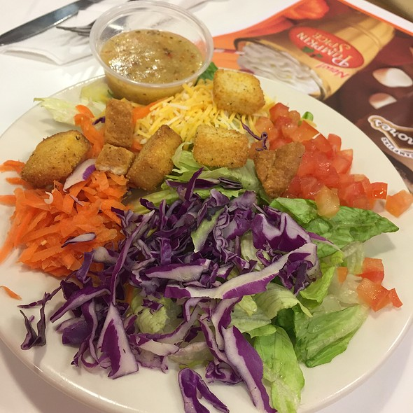 Side Salad @ Steak 'n Shake