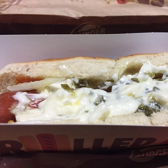 Bk Hot Dog @ Work-Lombard