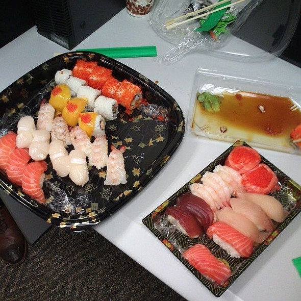 Sushi Party @last Day