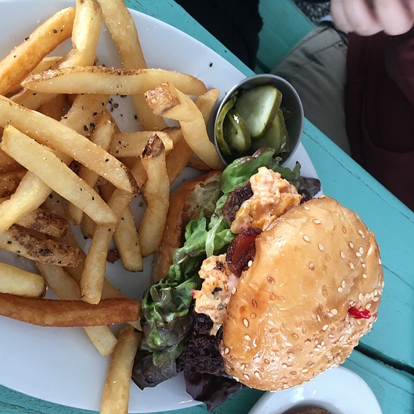 The Fremont Burger @ Fremont Diner