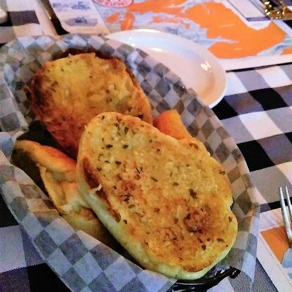 Garlic Breads @ Lobster Trap