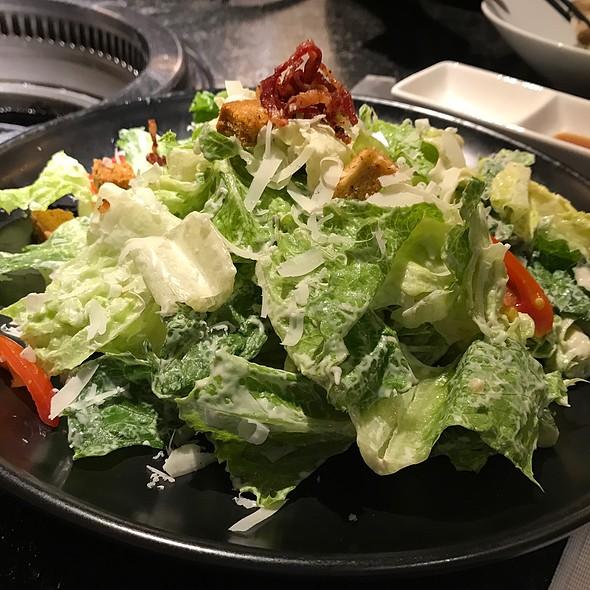 凱撒沙拉 Caesar Salad @ 牧島燒肉專門店