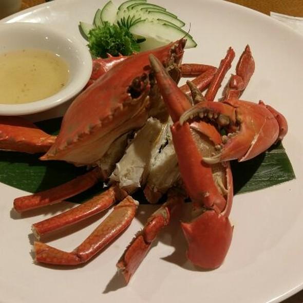 Steamed Crab @ 北海漁村-台北杭州店