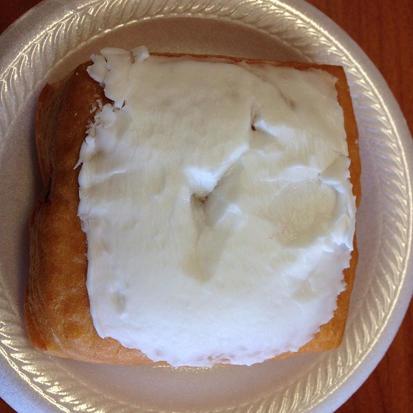 Jelly Filled Square Donut @ Square Donuts Inc