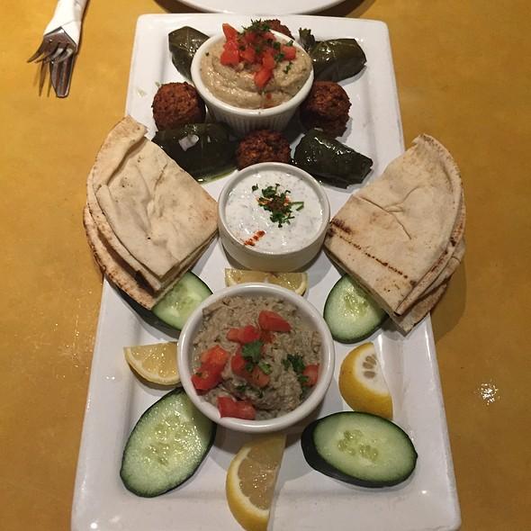 Mazen's Mazza @ Mazen@106 Mediterranean Fusion And Grill