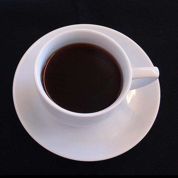 Coffee @ JL037 Haneda→Singapore