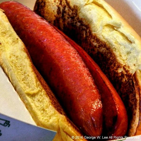 Vienna Beef Hotdog @ Shake Shack