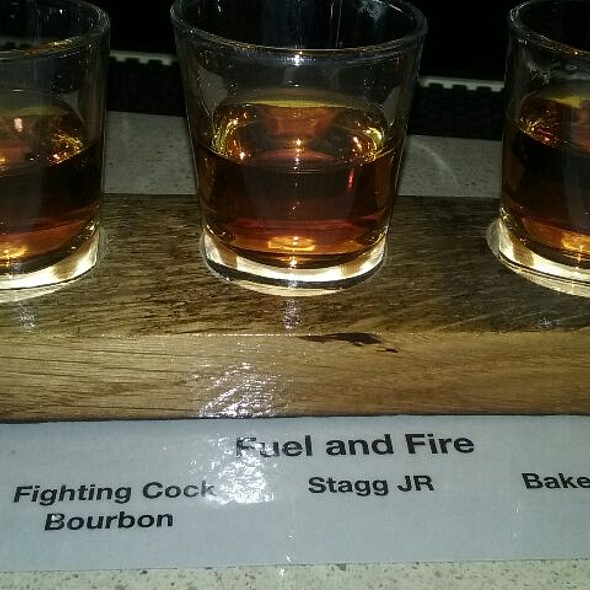 Fuel And Fire Flight