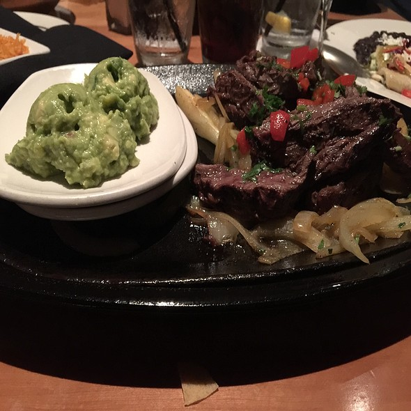 Steak Fajitas @ Cantina Laredo