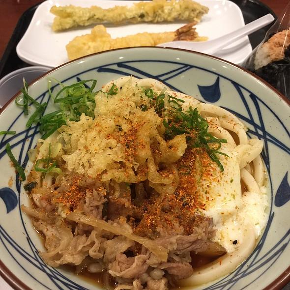 Nikutama Udon