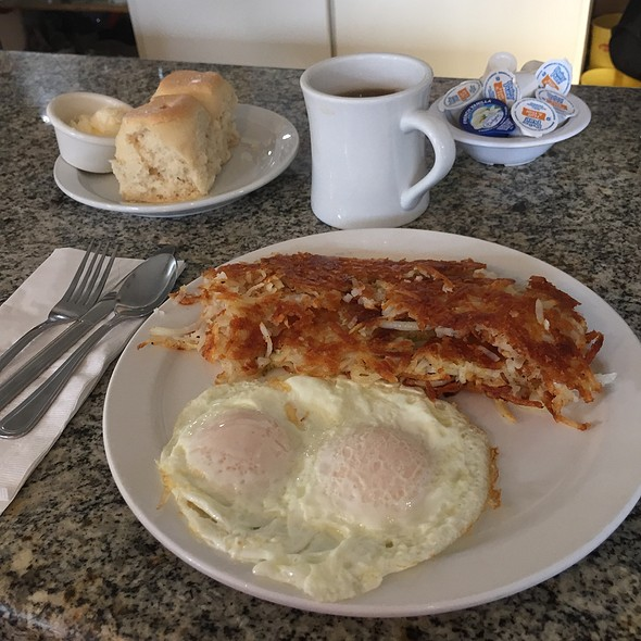 Two Eggs @ Don's Country Kitchen