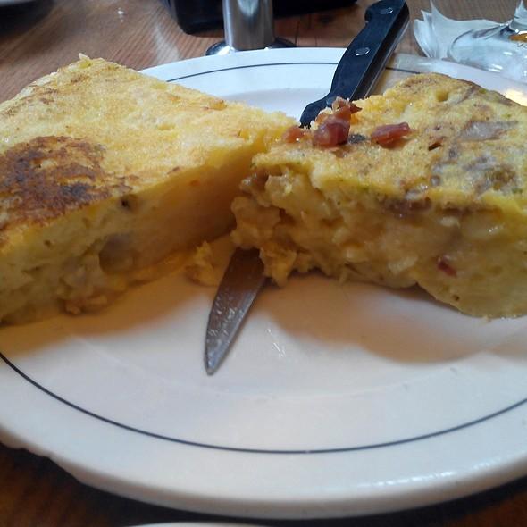 Tortilla @ Restaurante Casa Paco