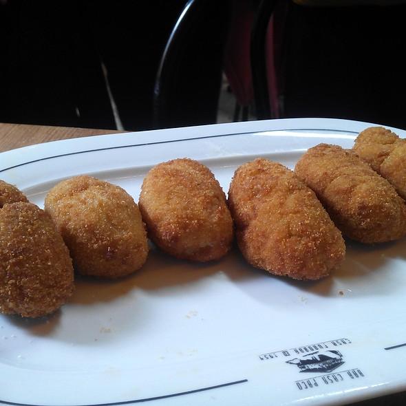 Croquetas @ Restaurante Casa Paco