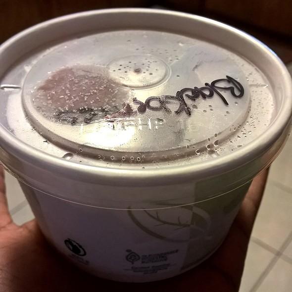 Blackberry Vegan Icecream
