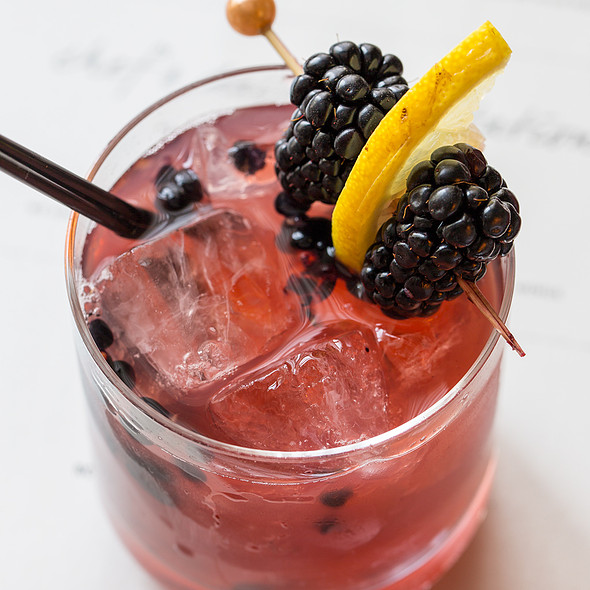 Briarberry Sour @ Paramour at Wayne Hotel