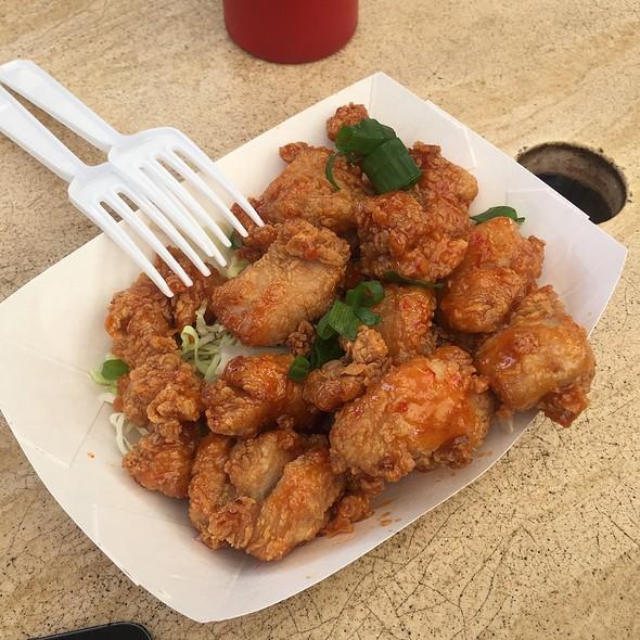 Chicken Bites @ Lahainaluna Cafe