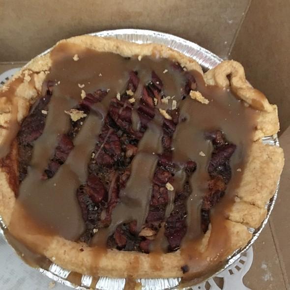 Chocolate Pecan Pie @ Petaluma Pie Company