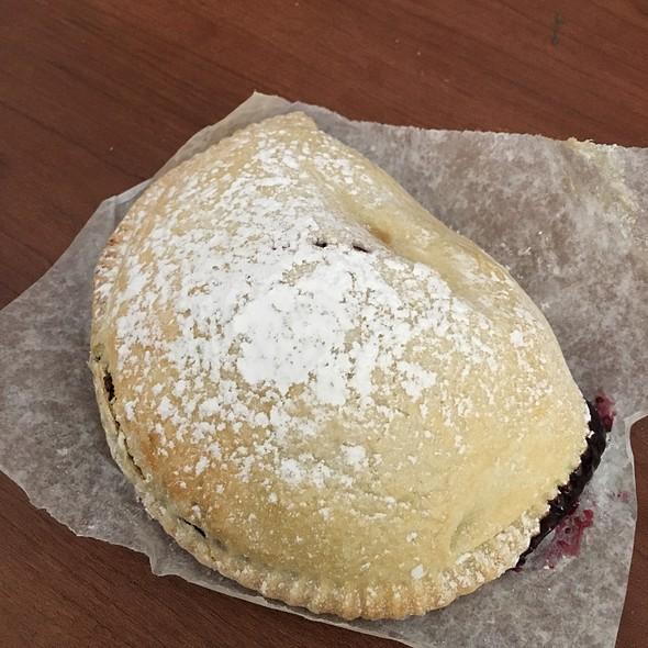 Cherry Hand Pie @ Petaluma Pie Company