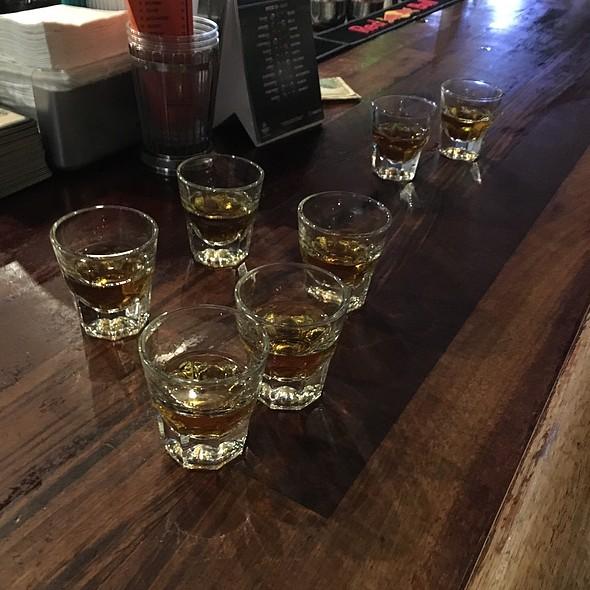 Shots Of Jameson  @ Friar Tucks Pub