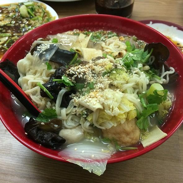 Malatang Soup @ Dumpling King
