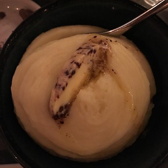 White Chocolate Mash