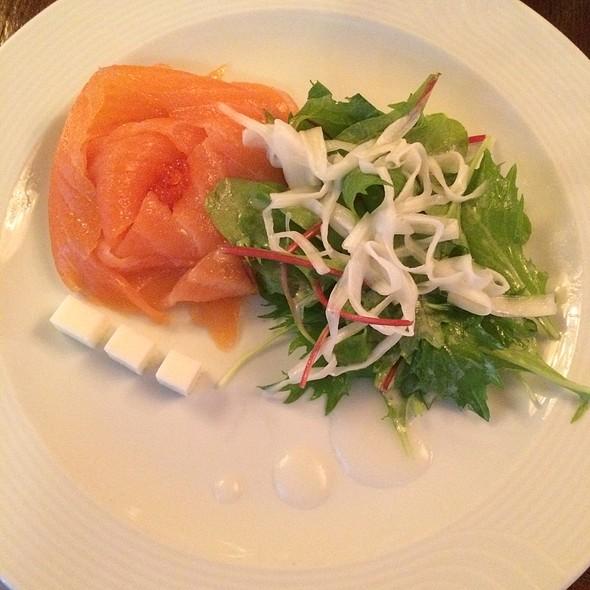 Starter - Smoked Salmon