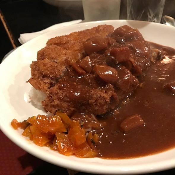 カツカレー @ ふぁーすと食事処