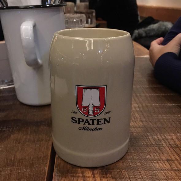 Beer @ Servus