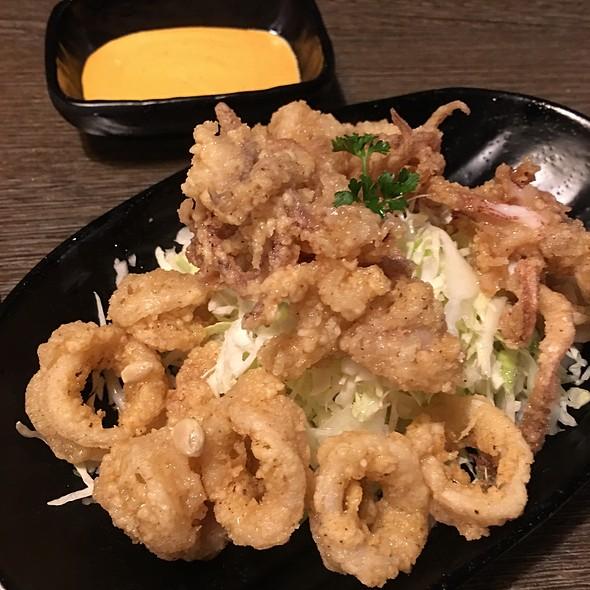 Gyu-Karu Calamari @ Gyu-Kaku Japanese Bbq Vancouver