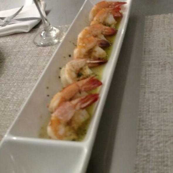 Shrimp Scampi @ Altamura