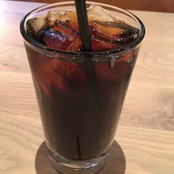 Cocacola @ Earls Restaurant
